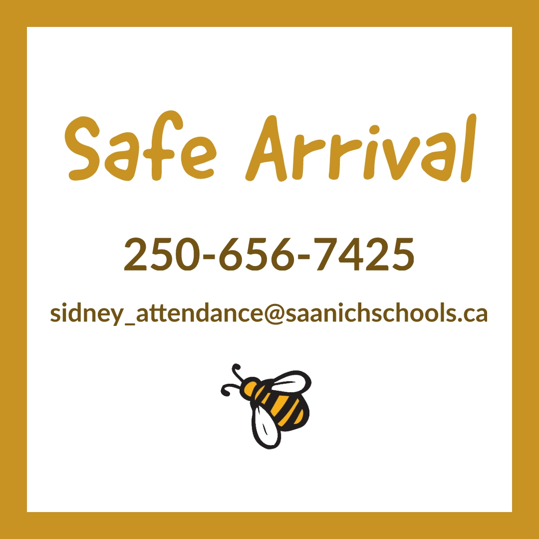 Safe arrival contact