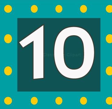 10 frame