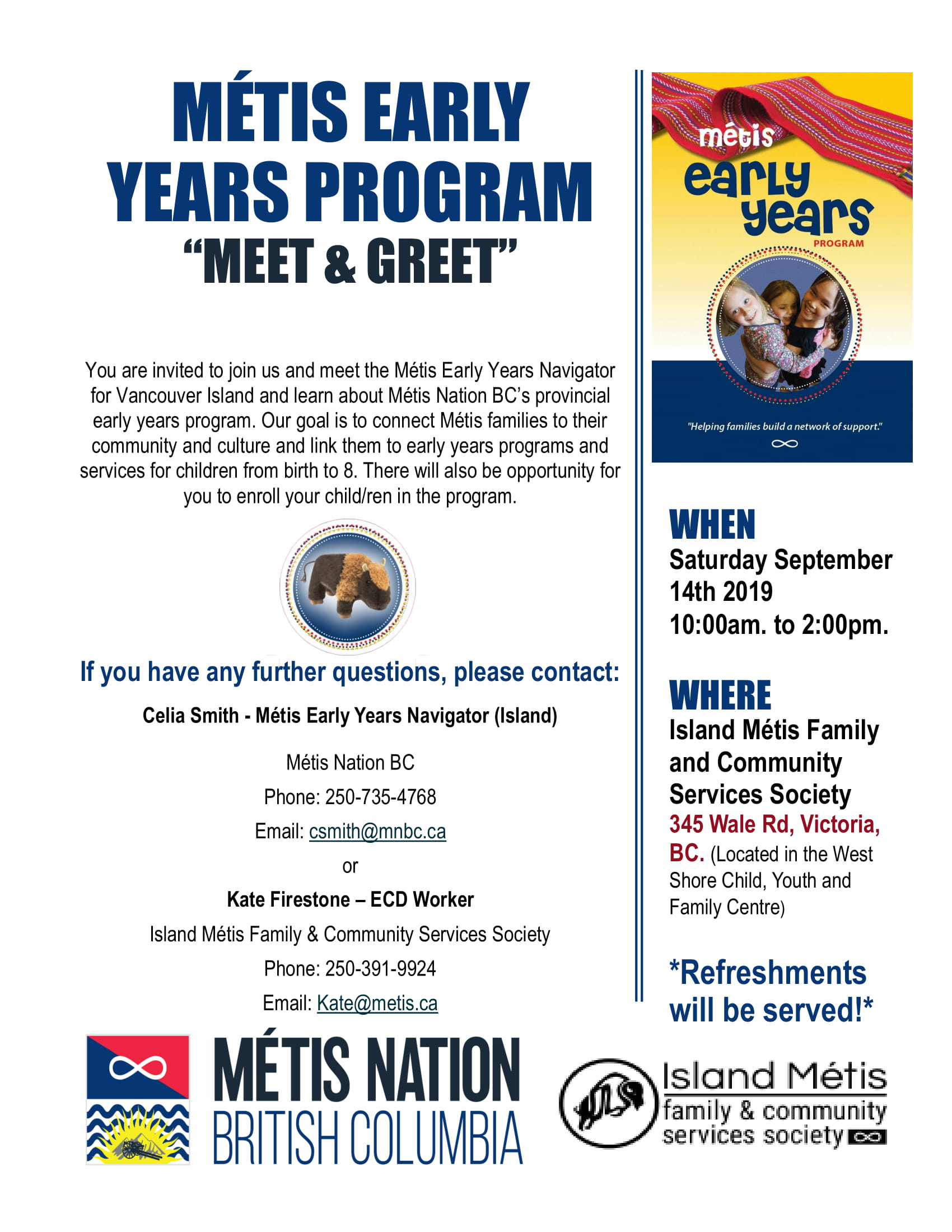 Metis Early Years